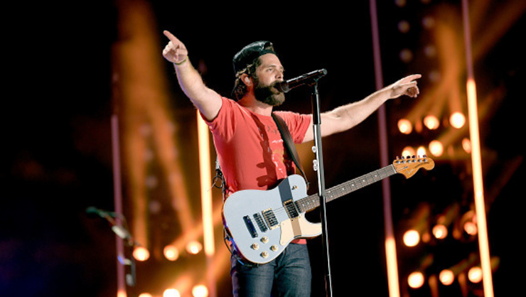 Thomas Rhett Fan Who Beat Cancer Has Wishes Come True At Concert