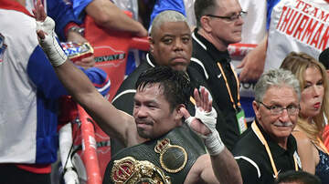 Sports Top Stories - Manny Pacquiao Hands Keith Thurman His First Career Loss By Split Decision