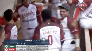Lance McAlister - Watch: Brandon Phillips is playing in Mexico and still flashing leather!