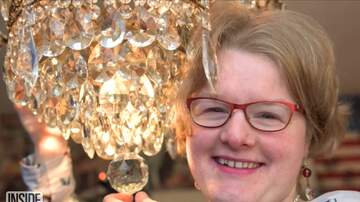 The KiddChris Show - Woman plans to marry 91-year-old chandelier named Lumiere