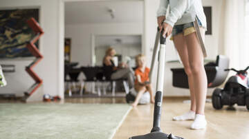 Lucy Lugnut - Here Are America's Favorite Cleaning Chores