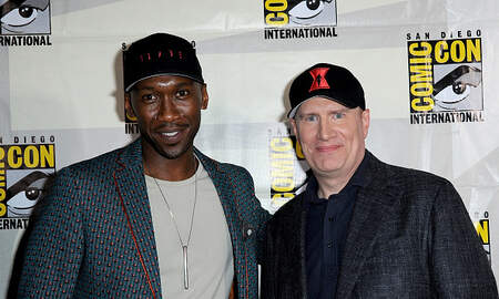 None - Mahershala Ali To Star In 'Blade' Reboot For MCU