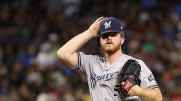 Brewers - All-Star pitcher Brandon Woodruff headed to injured list