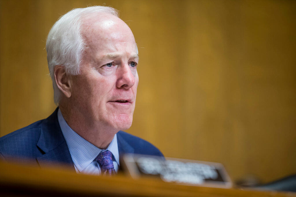 Another 'B-List' Democrat Set To Announce Run Against Cornyn
