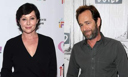 Entertainment News - 'Riverdale': Shannen Doherty To Guest-Star On Luke Perry Tribute Episode