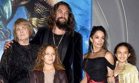 Entertainment News - Jason Momoa Cried Dad Tears Watching 'Lion King' For Daughter's Birthday