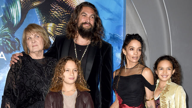 "Premiere Of Warner Bros. Pictures' ""Aquaman"" - Red Carpet"