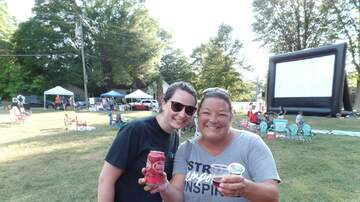 Photos - Movies in the Park 7/19/19