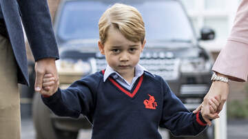 iHeartRadio Music News - Prince George Looks Too Cute In These New Photos For His 6th Birthday