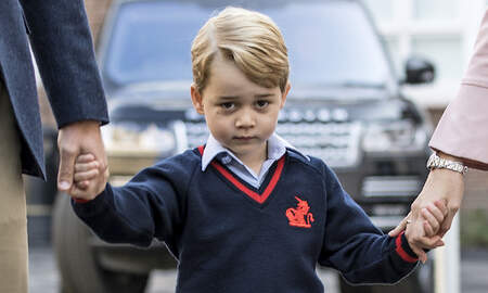 Entertainment News - Prince George Looks Too Cute In These New Photos For His 6th Birthday