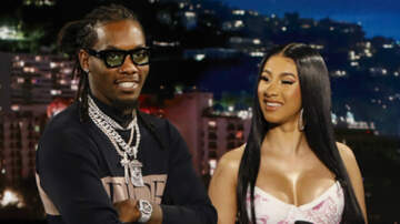 iHeartRadio Music News - Cardi B Gets Offset's Name Tattooed On Her Body — See Her New Ink