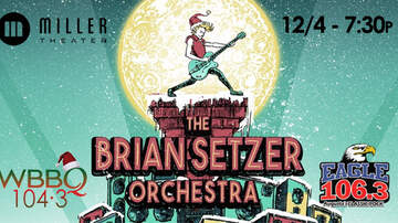None - Brian Setzer Orchestra - Christmas Rocks! Tour