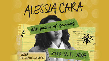 None - Alessia Cara The Pains Of Growing Tour!