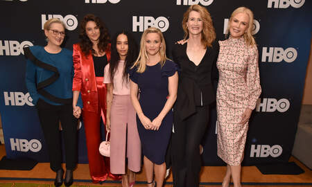 Entertainment News - Nicole Kidman Wants 'Big Little Lies' Season 3 To Happen