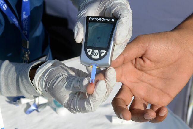 INDIA-HEALTH-DIABETES