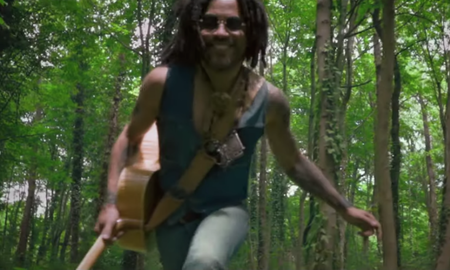 Rock News - Lenny Kravitz Celebrates Summer in 5 More Days Til Summer Music Video
