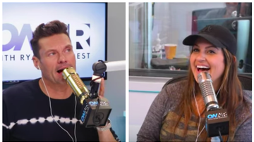 Ryan Seacrest - Sisanie Wants to Implement a No Phone Rule at Home Inspired by 'Friends'