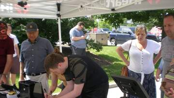 Photos - WMMS at True North on Friday, July 12th