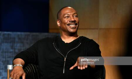 DJ Chip - Eddie Murphy is reportedly heading back to the stage