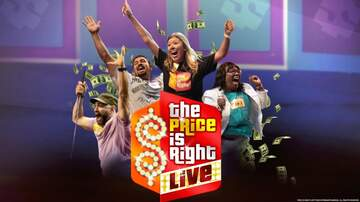 None - The Price is Right Live!