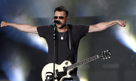 Music News - Eric Church's 'Some Of It' Hits The Top Of Country Music Charts