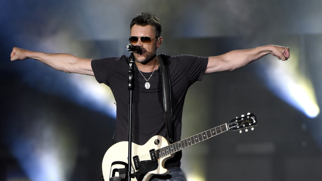 Eric Church's 'Some Of It' Hits The Top Of Country Music Charts
