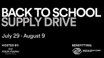 None - Back to School Supply Drive