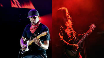 iHeartRadio Music News - Tom Morello Recalls How TOOL's Adam Jones Helped Him Join His First Band