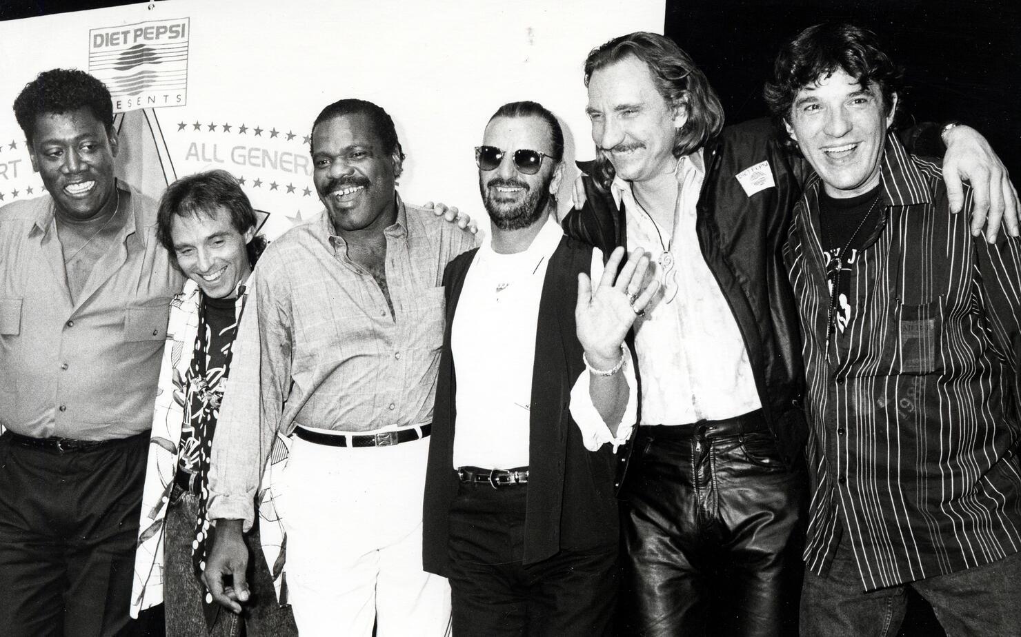 "Ringo Starr Announces ""Concert For All Generations"" Tour"