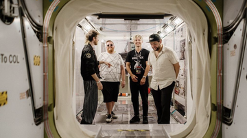 News - Walk The Moon Share Behind The Scenes Pics From Apollo 11 50th Anniversary
