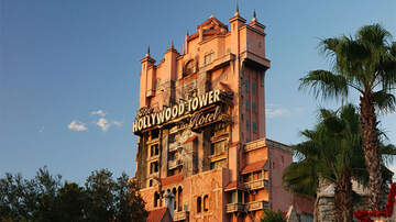 National News - Disney World Guest Hits Employee, Starts Pushing Buttons On Tower Of Terror