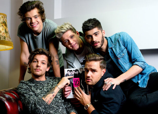 One Direction - Book Signing