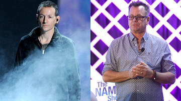 iHeartRadio Music News - Kevin Lyman Teases Project With Chester Bennington's Widow Talinda