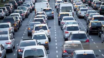Reena - Carmaggedon Strikes SoCal 60 Freeway