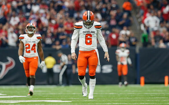 Colin Cowherd Says Baker Mayfield is Not a Top 10 NFL Quarterback