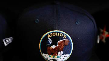 Sports Desk - Astros mark 50th anniversary of the Apollo 11 moon landing