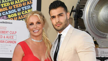 iHeartRadio Music News - Is Britney Spears Engaged To Sam Asghari? See The Suspicious Ring