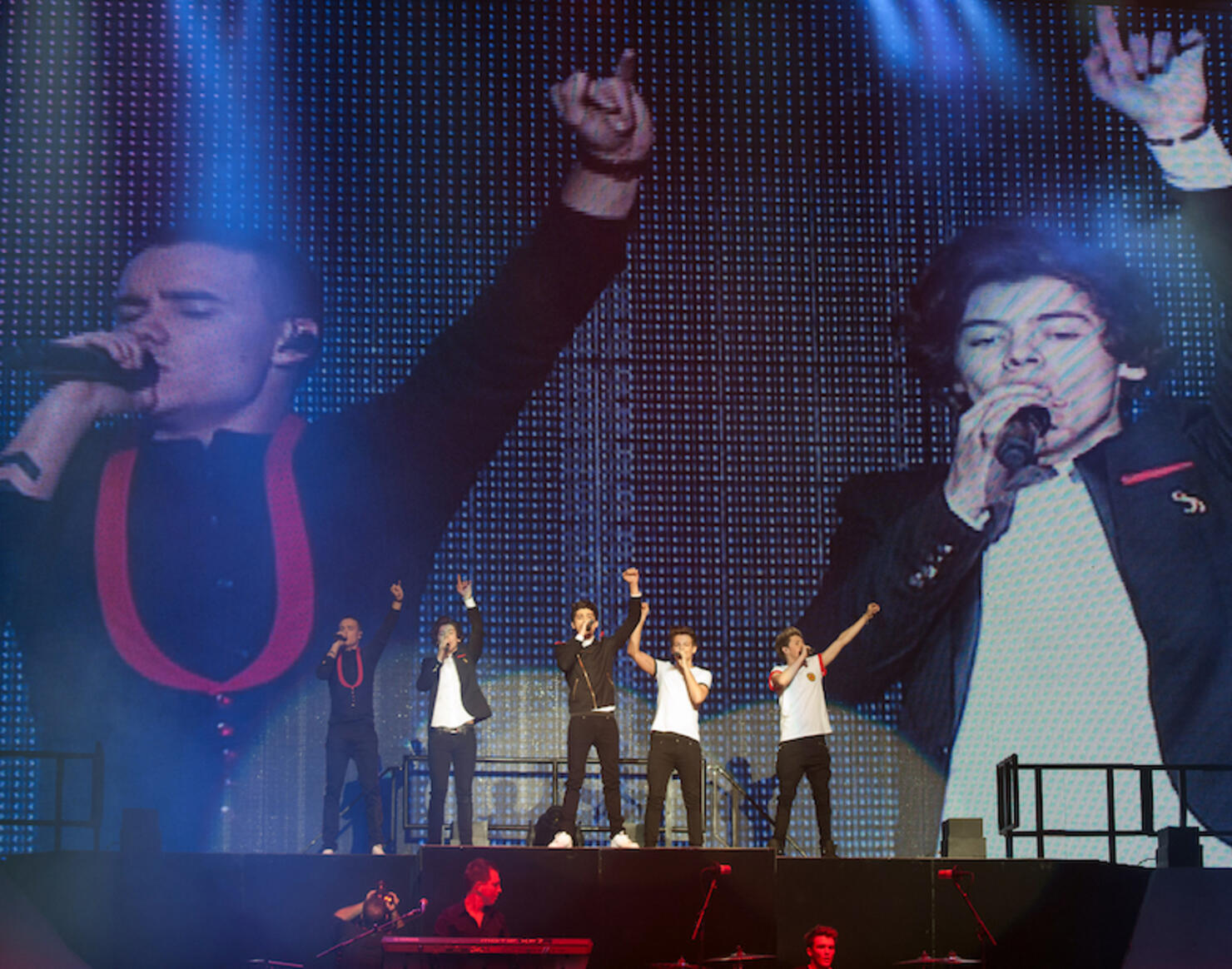 One Direction in Concert at MSG