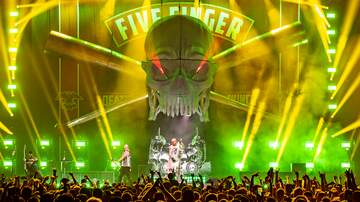 None - Five Finger Death Punch