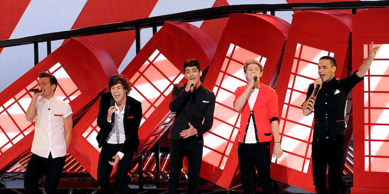 One Direction Radio: Listen to Free Music & Get The Latest