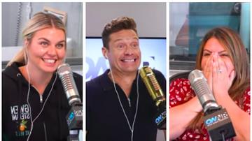 Ryan Seacrest - Sisanie, Tanya Recall Getting Turnt With Gwen Stefani: Watch Ry's Reaction