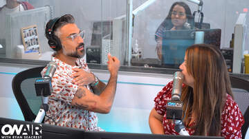 Ryan Seacrest - Jaime Camil's 'Jane the Virgin' Costars Tricked Him Into Getting a Tattoo