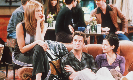 Entertainment News - Coffee Bean Launches 'Friends'-Themed Menu For 25th Anniversary