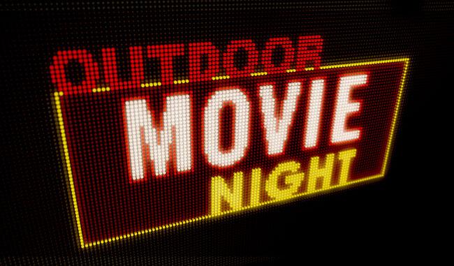 Outdoor Movie Night intro