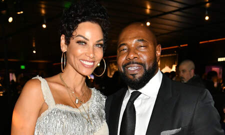 Trending - Nicole Murphy Speaks Out After Being Spotted Kissing Lela Rochon's Husband