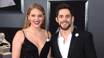 Jamie Martin - CONGRATS to Thomas Rhett and Lauren!  Baby #3 is on the way!