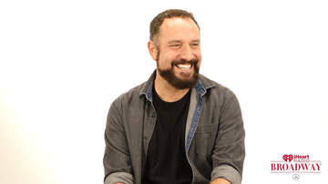 iHeartradio Broadway Interviews - Beetlejuice's Adam Dannheisser Reveals His Favorite Backstage Visitor