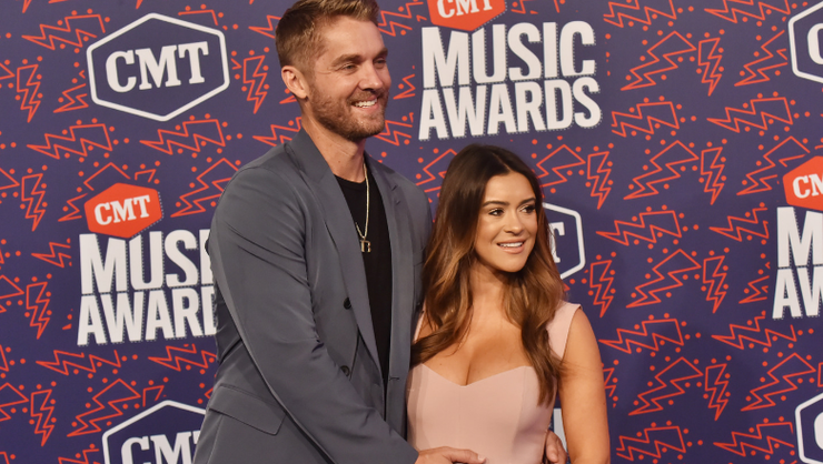 Brett Young and Wife Taylor Are Having A Hard Time Choosing A Baby Name