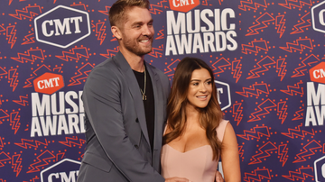 iHeartRadio Music News - Brett Young and Wife Taylor Are Having A Hard Time Choosing A Baby Name