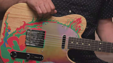 Jim Kerr Rock & Roll Morning Show - Fender Unveils New Edition Of Jimmy Page's Dragon Guitar